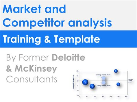 Market Competitor Analysis Template In Ppt Competitor Analysis Ppt Template