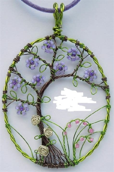 wire craft projects unique wire wrapping artwork easy arts and crafts ideas