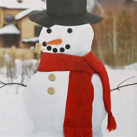Snowman Decorating Kit by Popular Outdoor Snowman Kit Buy Cheap Outdoor Snowman Kit