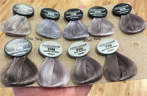 kenra silver metallic hair color kenra tang favorites silver metallics my hair
