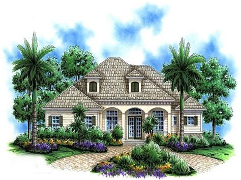 florida house designs florida mediterranean house plans one story mediterranean