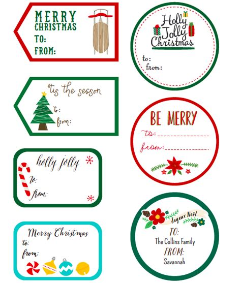 printable labels and tags for gifts worldlabel whimsical labels by angie worldlabel