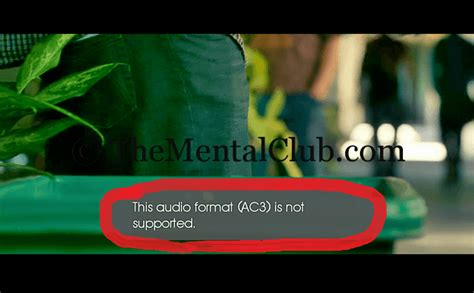 audio format is not supported mx player fix this audio format ac3 is not supported on mx player