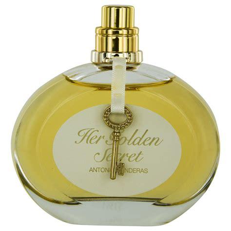 Golden Secret golden secret eau de toilette for by antonio
