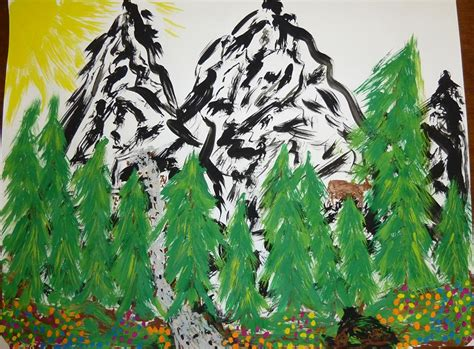 weight management forest paint your with creativity