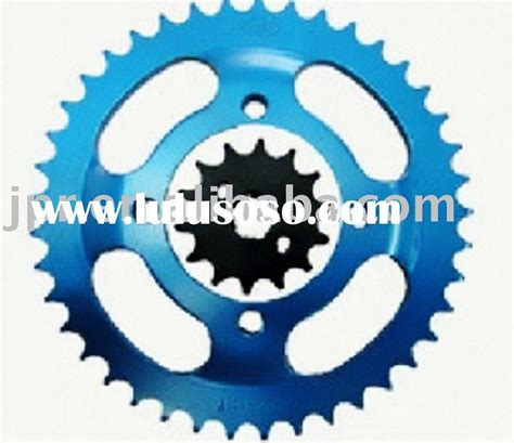 Chain Kit Yuzaka Karisma 420 motorcycle steel sprocket motorcycle steel sprocket