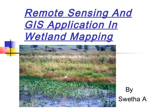 lidar remote sensing and applications remote sensing applications series books remote sensing and gis application in wetland mapping