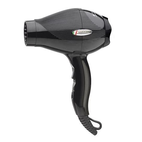 Professional Mini Hair Dryer gamma piu professional hair dryer e t c mini black