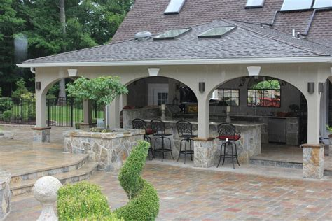 Patio Kitchen Design Outdoor Kitchen Design Ideas Patio Traditional With Custom Bbq Indoor Outdoor Outdoor