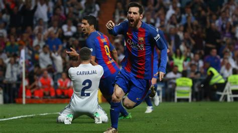 barcelona match today real madrid 2 3 barcelona goals action match report