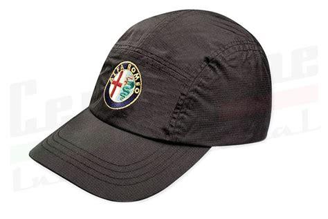 Alfa Romeo Hat alfa romeo hat black centerline international