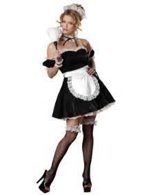 satin french maid simply fancy dress