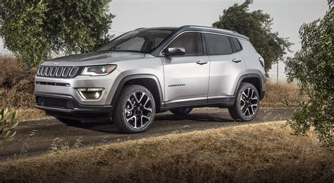 2018 jeep compass unveiled at la motor show here next