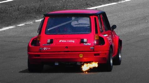 renault turbo for sale renault 5 turbo 2 in action on track youtube