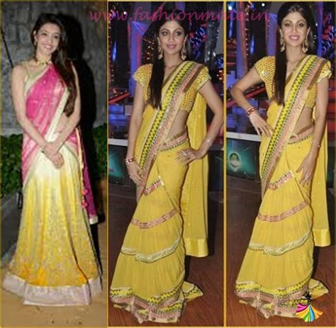 saree draping bollywood style an elegant affair different draping styles types of a