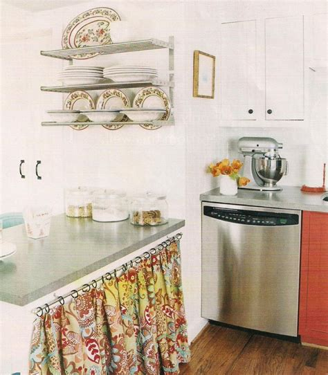 Kitchen Cabinet Curtains 27 Best Images About Shelves Cabinet On Pinterest Open Shelving Cers And Cabinets