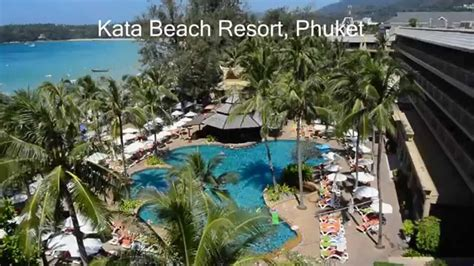 kata beach resort phuket true beachfrontcom youtube