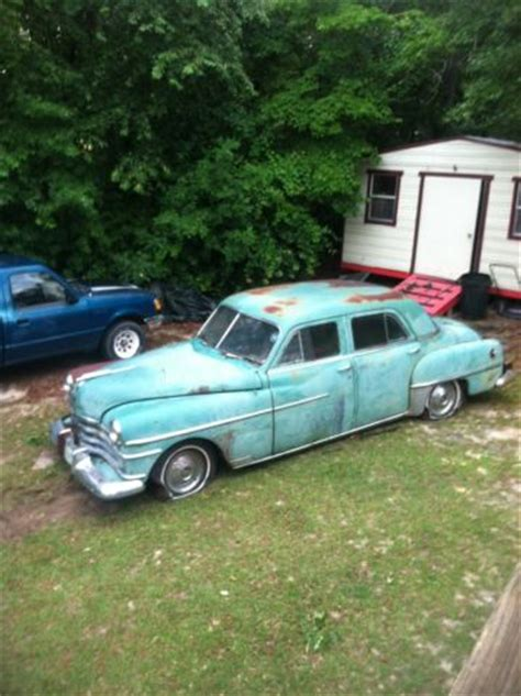 1950 chrysler royal 1950 chrysler royal classic chrysler royal 1950 for sale