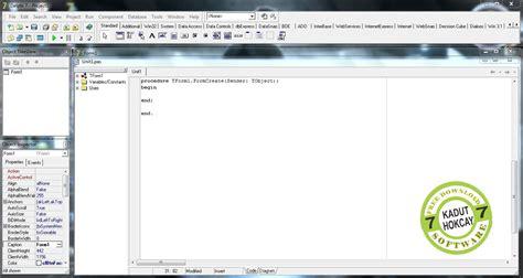 Software Borland Delphi 7 Versi Di Atasnya borland delphi 7 enterprise version hapnecyc