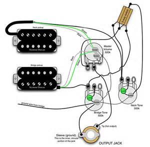 2 humbucker wiring diagrams 1 volume 1tone wiring diagram website