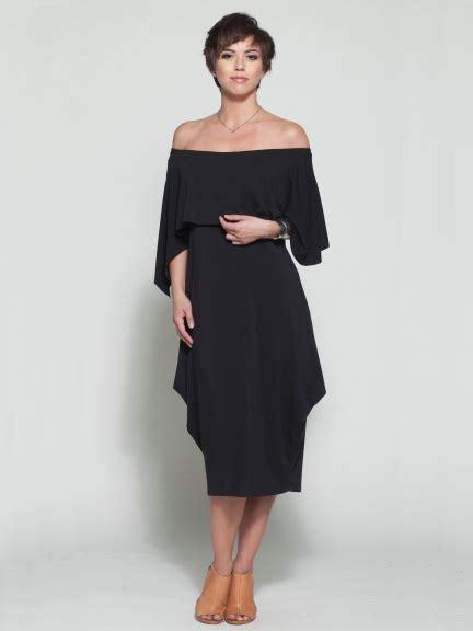 Dress 16505 Black esme dress by chalet at hello boutique