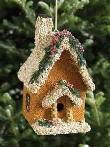decorative bird houses edible birdhouse orvis