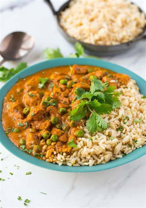 instant pot chicken tikka masala healthy instant pot chicken tikka masala