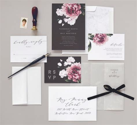 Wedding Invitation Print On Right by How To Find The Right Wedding Invitations For You The