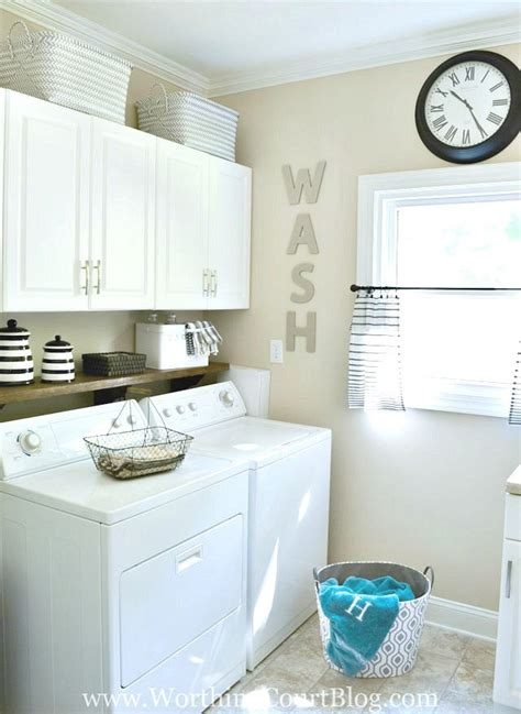 L Makeover Ideas by 30 Laundry Room Makeover Ideas Refresh Restyle