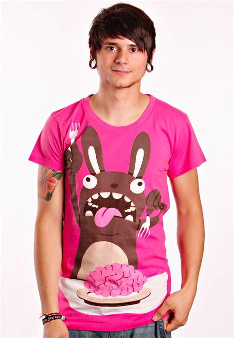 Drop Dead Shirt drop dead brainssss pink camiseta impericon es
