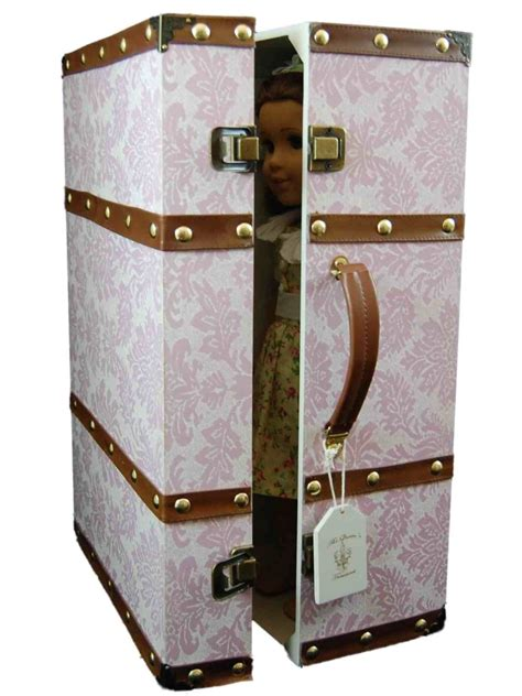 18 doll storage doll storage trunk bed for 18 quot dolls american 168