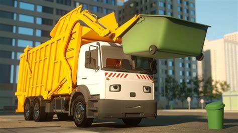 george  garbage truck real city heroes rch