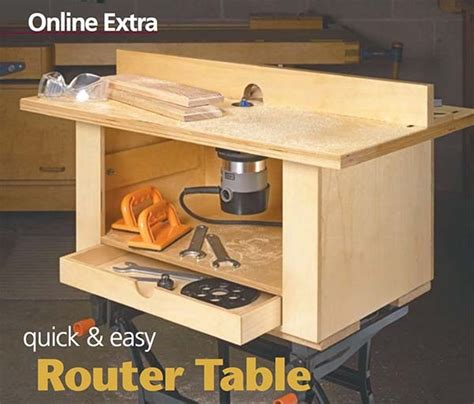 how to build a router table 39 free diy router table plans ideas that you can easily