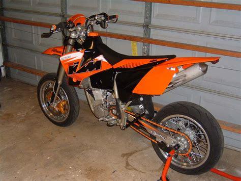 Ktm 525 Supermotard 2004 Ktm 525 Smr Moto Zombdrive