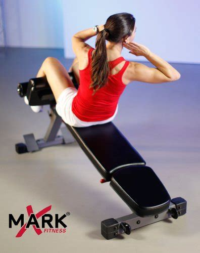 ab hyperextension bench xmark ab hyperextension and preacher curl weight bench xm 7631 barbell academy