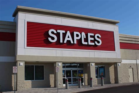 Staples Corporate Office by Staples Recent Omni Channel Improvements Boost Sales