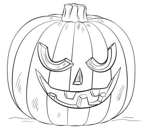printable jack o lantern jack o lantern coloring page free printable coloring pages