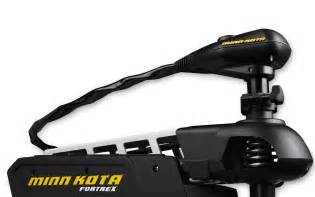 freshwater bow mount fortrex