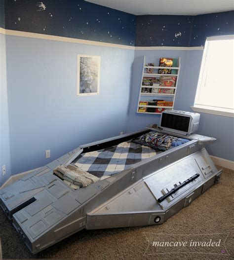 starwars bed star wars ship bed pictures to pin on pinterest pinsdaddy