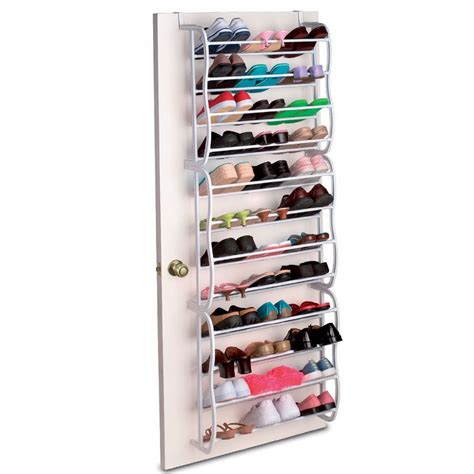 Wire Closet Racks At Lowes Home Design Ideas Closet Door Rack