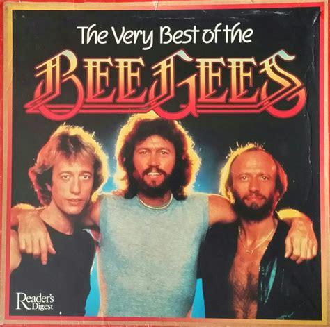 bee gees the best bee gees the best of the bee gees vinyl lp at
