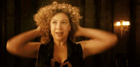 river song hair the new who yearbook