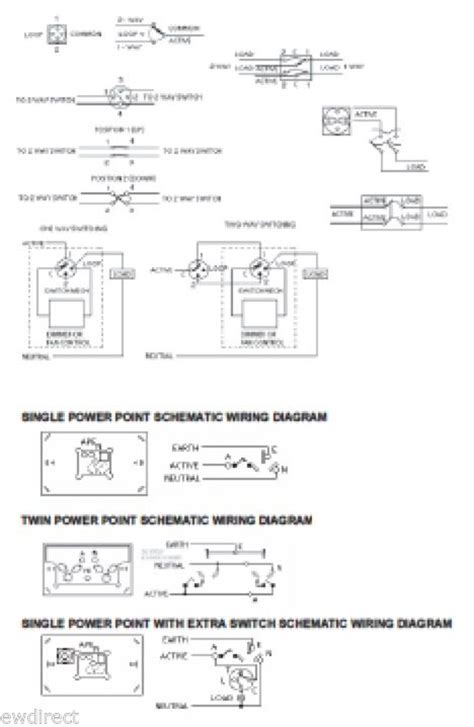 wiring diagram powerpoint with switch images