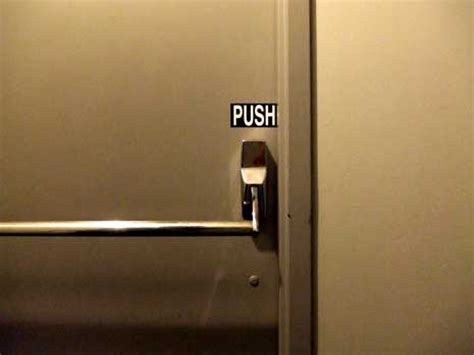 Push Door how to minimize errors and create more usable websites