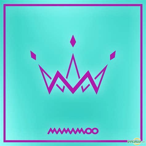 Mamamoo Purple Mint yesasia mamamoo mini album vol 5 purple mint ver