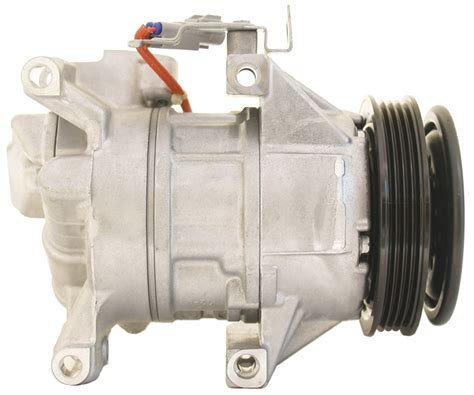 air conditioning compressor suits toyota yaris ncp93r 1 5l 1nz fe 2006 2011 ebay