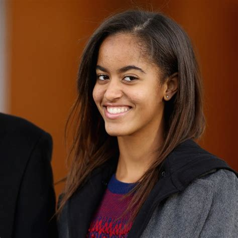 how long is malia obama hair hair evolution malia obama s styles over the years