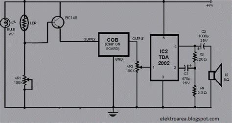 Alarm Kebakaran elektronika
