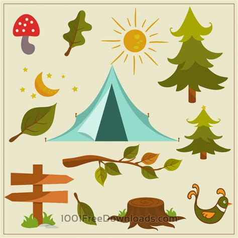 free vector free vectors nature cing vector elements flowers