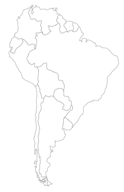 america map sketch geo map south america continent how to draw south